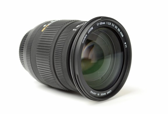 Sigma 17-50mm f/2.8 EX DC OS HSM standard zoom lens Lense  Review