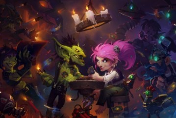 Hearthstone: Goblins vs Gnomes Game  Review