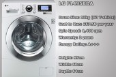 LG F1495BDA Washing Machine  Review