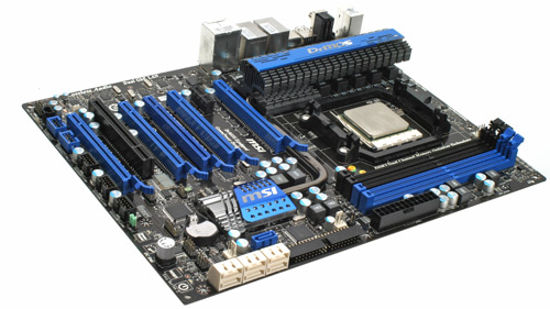 MSI 890FX-GD70 Review
