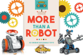 Fat Brain Toys Announces Top 10 Robotic Build Toys for the Holidays