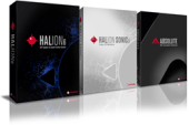 HALion 6, HALion Sonic 3 and Absolute 3 Announced at Winter NAMM