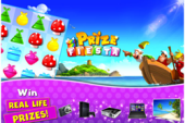 "Fun & Addictive New ""Prize Fiesta"" is the First Match 3 Game to…"