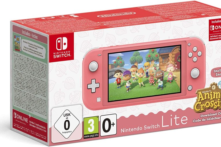 Get Animal Crossing for £10