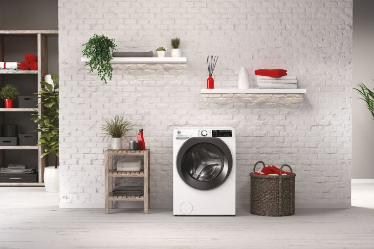 New Hoover H-WASH washing machines boost smarts and load capacity