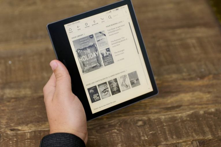 How to set a book cover as your Kindle lock screen