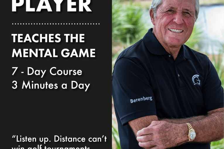 Gary Player Launches First Ever 7-Day Snackable Audio Course on the Mental Game with Imagine Golf
