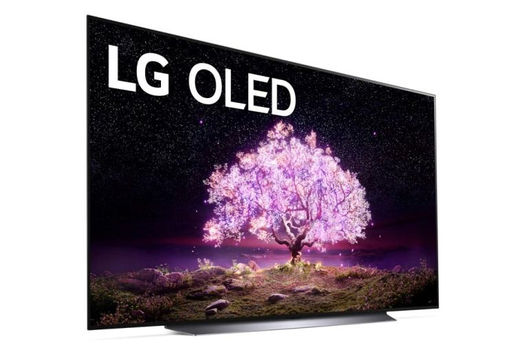 Here's how you can get 10% off the brand new LG C1 OLED TV