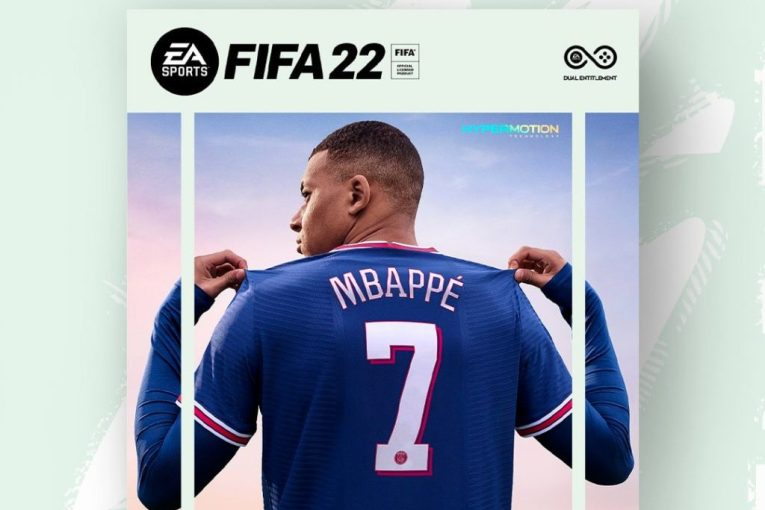Mbappe is the FIFA 22 cover star again, petition to change to Southgate starts here