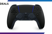 Get the Midnight Black PS5 DualSense Controller for its lowest price yet