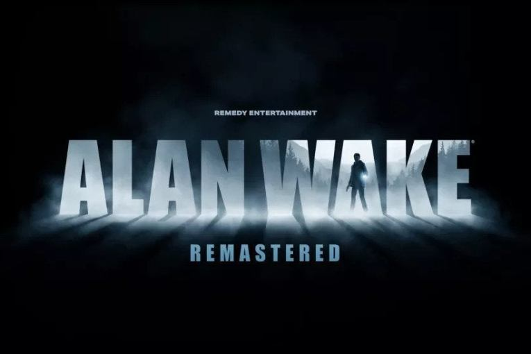 Alan Wake Remastered may be coming to the Nintendo Switch