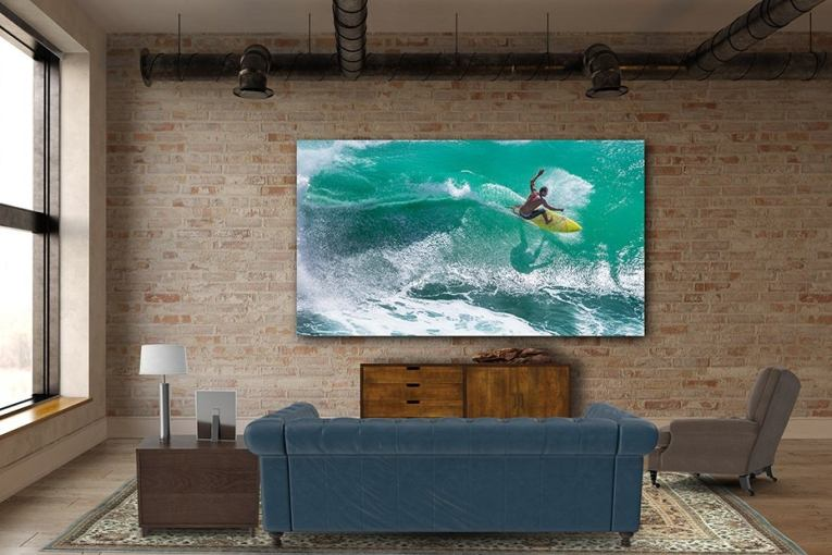 You're going to need a bigger house for LG's new DVLED display