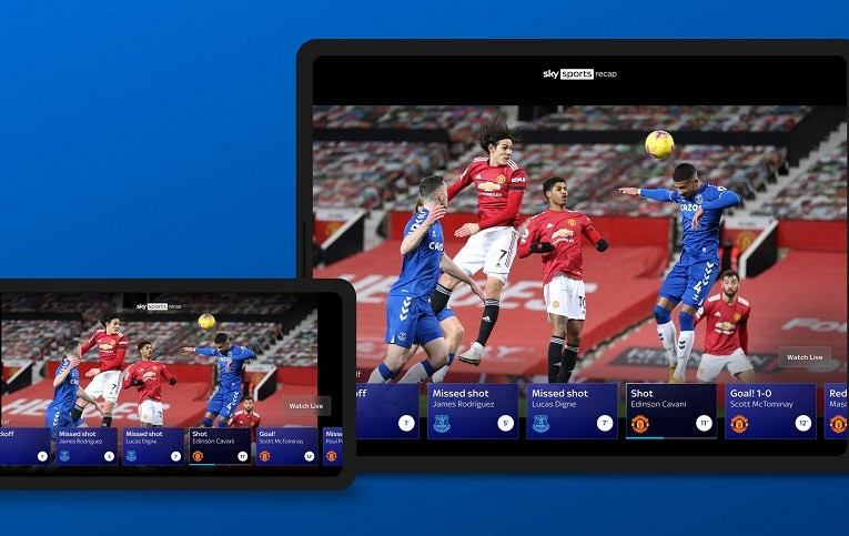 Sky Q and Sky Go get new voice and recap features