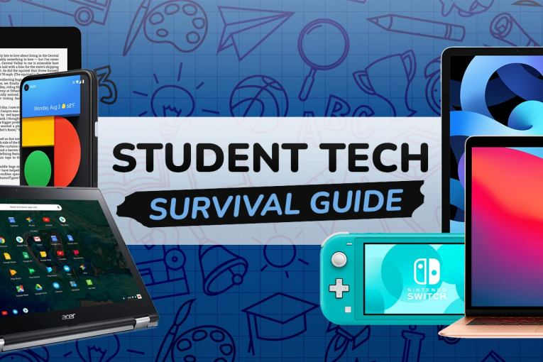 Student Tech Survival Guide with Back to School deals