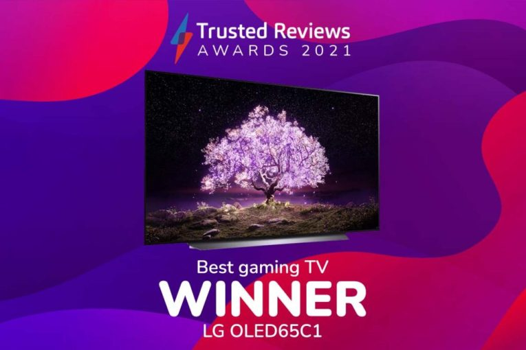 Trusted Reviews Awards 2021: The LG OLED65C1 wins Best Gaming TV