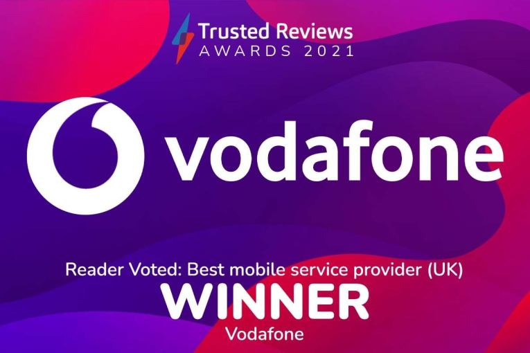 Vodafone picks up Mobile Service Provider (UK) of the Year