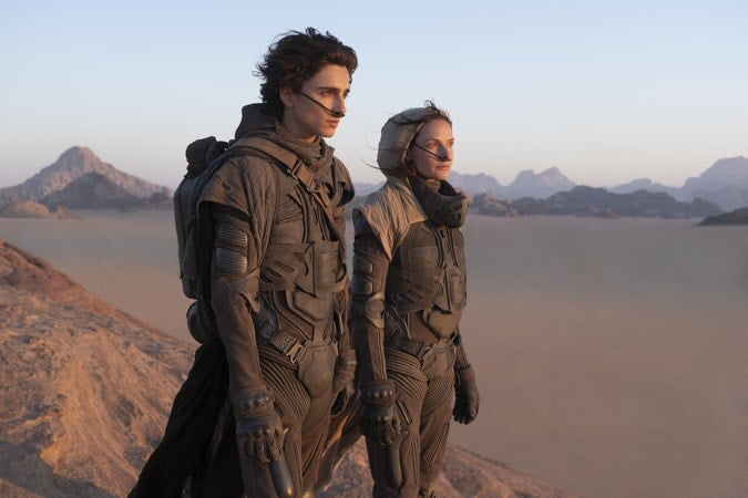 How to watch Dune (2021) online in 4K HDR