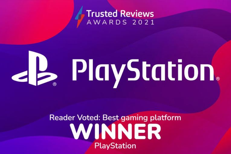 Trusted Reviews Awards 2021: PlayStation wins best gaming platform of the year
