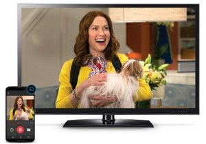 كروم كاست Chromecast tv