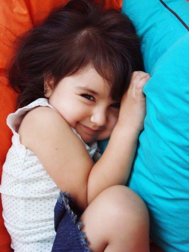 cute baby girls profile pictures
