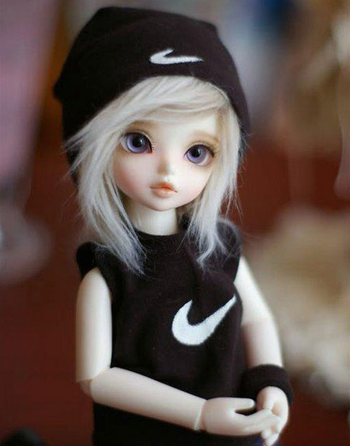 lovely barbies girls facebook profile pictures