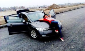 stylish boys facebook profile picttures with car