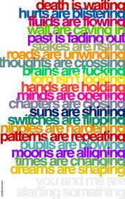 colorful quotes for timeline