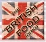 THE BRITISH FOOD DEPOT Coupons