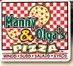 Manny And Olga's Pizza Coupons