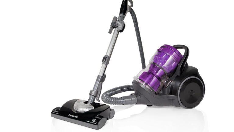5 Best Panasonic Vacuum Cleaner in India 2021