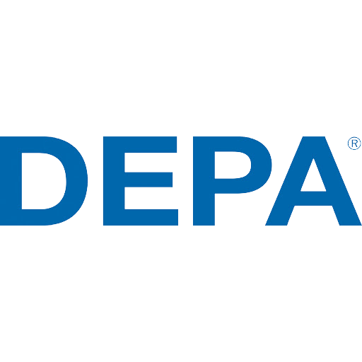 DEPA pumps logo