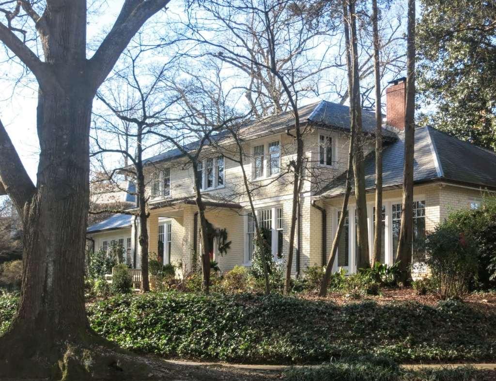 Cameron Park, Hillsborough neighborhood, raleigh neighborhoods, cameron park