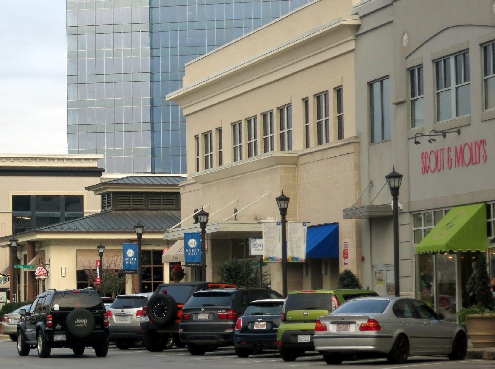 best raleigh neighborhoods, midtown, North Hills-Midtown