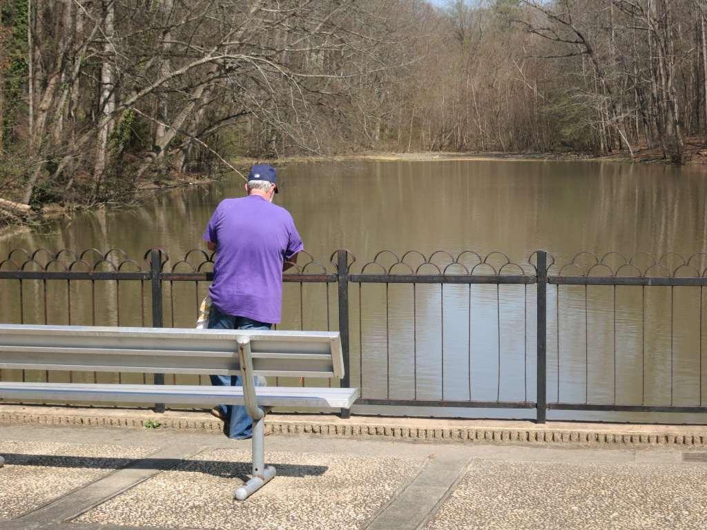 Cooper's Pond, Eastgate Park, Best Raleigh Neighborhoods, Midtown, Eastgate Park