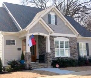 1701 Center Rd., Georgetown, Five Points Neighborhood, Best Raleigh Neighborhoods, Inside the Beltline, Five Points Neighborhood, Whitaker Mill Area, Georgetown