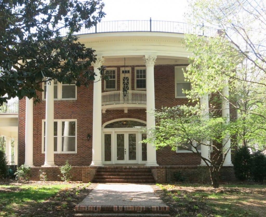 Mordecai Historic Park Visitors' Center, Best Raleigh Neighborhoods, Inside-the-Beltline, Mordecai