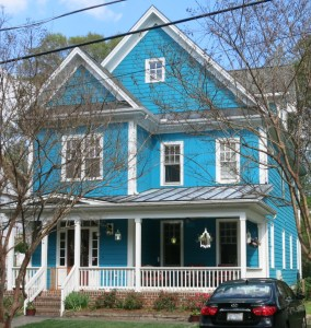 804 Bloodworth St., Between Holden and Franklin, Best Raleigh Neighborhoods, Inside-the-Beltline, Mordecai