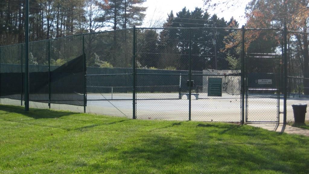 Tennis Courts, Best Raleigh Neighborhoods, Midtown, Wildwood Green Golf Community