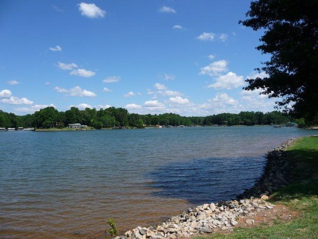 Lake Norman shoreline