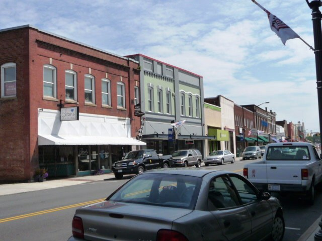 Historic Downtown Mooresville