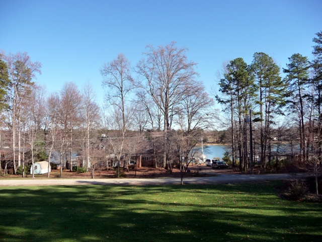 Lake Norman Winter View