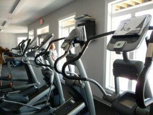 Fitness Center at Westport