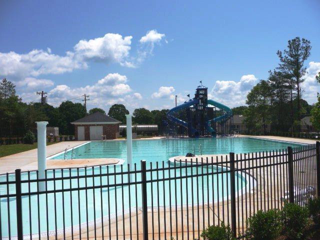 The new Junior Olympic Swimming Pool at Westport