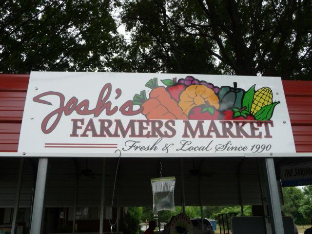Josh's Farmers Market Mooresville Lake Norman