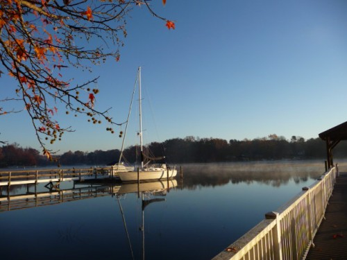 Lake Norman Sunrise