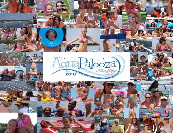Lake Norman AquaPalooza by Sea Ray boats