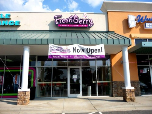 Freshberry Frozen Yogurt