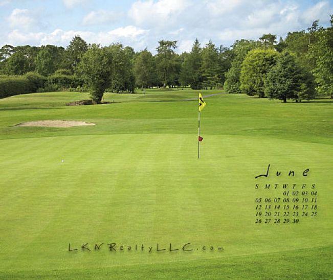 Lake Norman Real Estate's June 2011 Calendar
