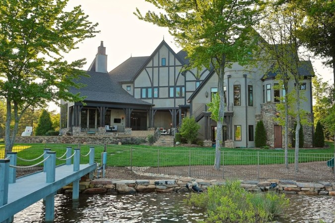 Lake Norman waterfront estate