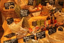 Typical Mediterranean goods, Hyères, French Riviera